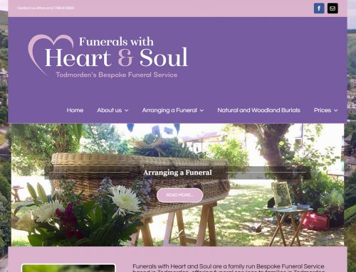 Funerals with Heart and Soul