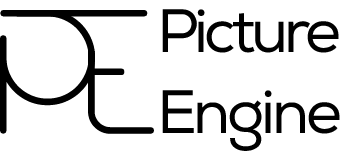 Picture Engine Logo