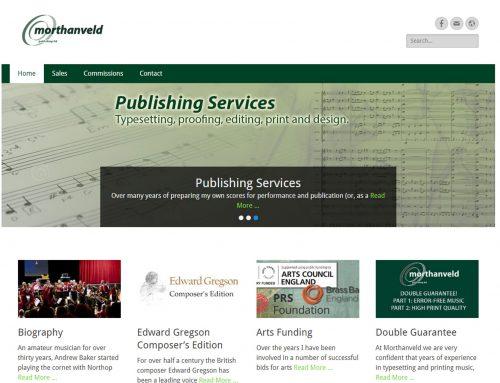 Morthanveld Publishing
