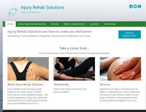 Injury Rehab Solutions