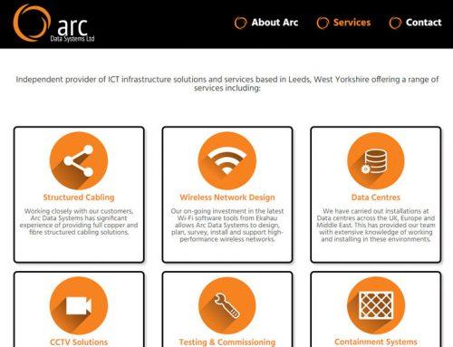 Arc Data Systems Ltd