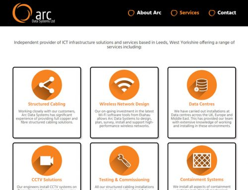 Arc Data Systems Ltd