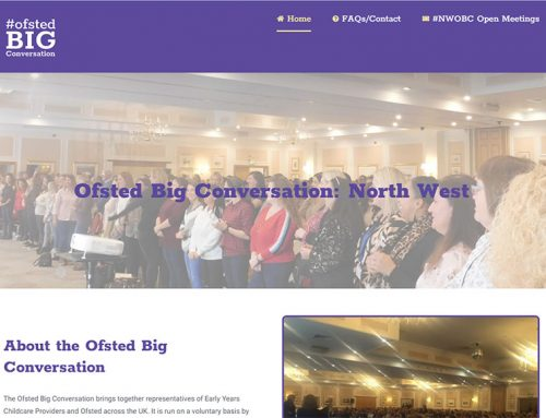 OFSTED Big Conversation NW
